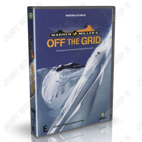 Off The Grid : Warren Miller - The Deepest Snow / Steepest Mountains: New DVD