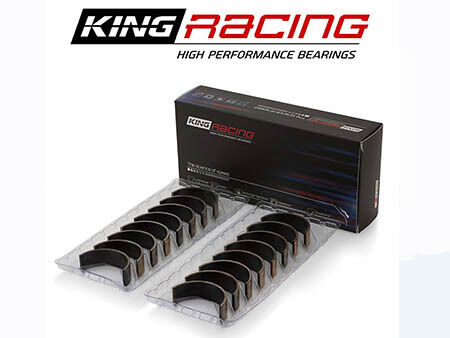 King Racing Con Rod BEARINGS CR4120XP STDX FOR MITSUBISHI 4G63, 4G64 2.0-2.3L  <br/> bearing, bearings, con rod bearings