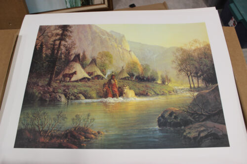 The New Stallion Print G. Harvey Limited Edition 901 / 2250