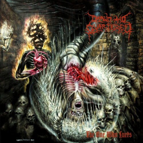 """DRAWN AND QUARTERED """"The One Who Lurks"""" ( CD )"""