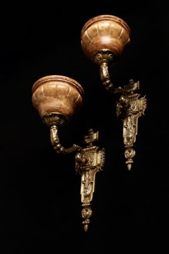 High Quality Alabaster Wall Sconces