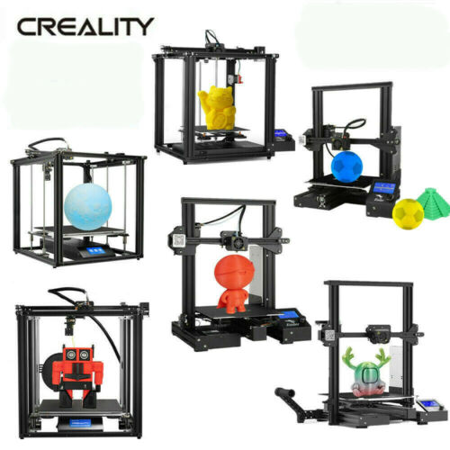 Newest Creality Ender 3//Ender 3 Pro//Ender 5 3D Printer DC 24V 1.75mm PLA 2019