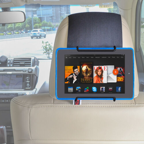 TFY Universal Car Headrest Mount Tablet Holder for All Kindle Fire / HD 6 7