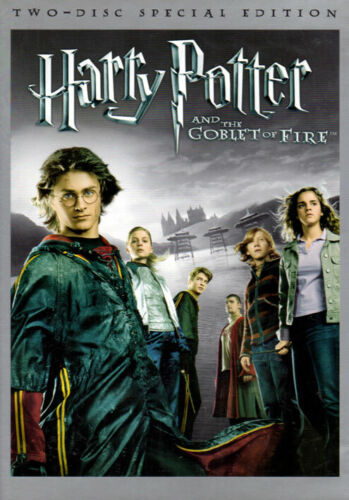 Harry Potter And The Goblet Of Fire - 2 DVD Set