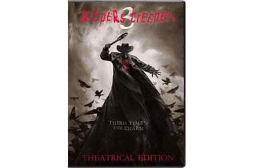 Jeepers Creepers 3 DVD Extra Theatrical Edition New Sealed Australian Release