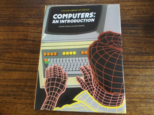 Computers: An Introduction, 1985, 1st edition, hardback, excellent condition