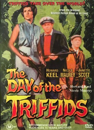 The Day Of The Triffids : DVD ( New)