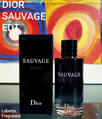 DIOR SAUVAGE EDT DECANTS 1, 2, 3, 5, 7 & 10ML AUTHENTIC