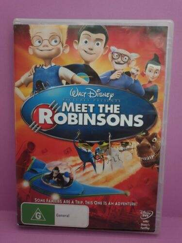 Meet The Robinsons 🎬  DVD 🎬 FREE POST