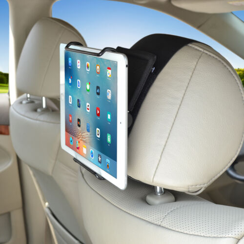 Tablet Car Mount WANPOOL Angel Adjustable i Pad Samsung Holder for 6 - 12.9 Inch