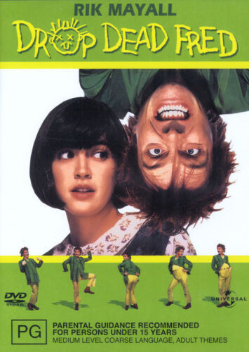 Drop Dead Fred - Rik Mayall, Phoebe Cates - DVD