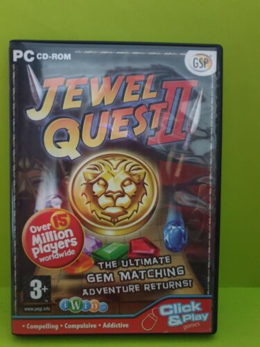 Jewel Quest II Solitaire 🕹️ PC GAME 🕹 FREE POST