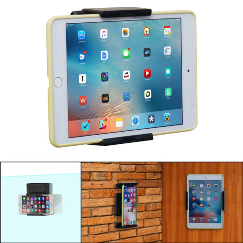 TFY Universal Kitchen Tablet Wall Mount for i Pad Pro 10.5 Inch, i Pad Mini