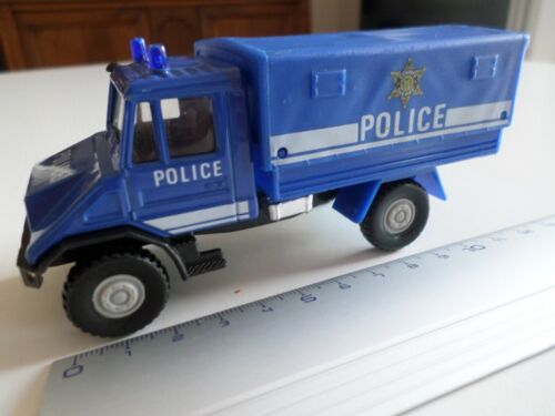 camion police avec etoile - welly
