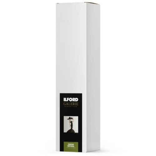 "Ilford Galerie Canvas Natural 340 gsm 111.8 cm x 12 m (44"" x 98') Roll"