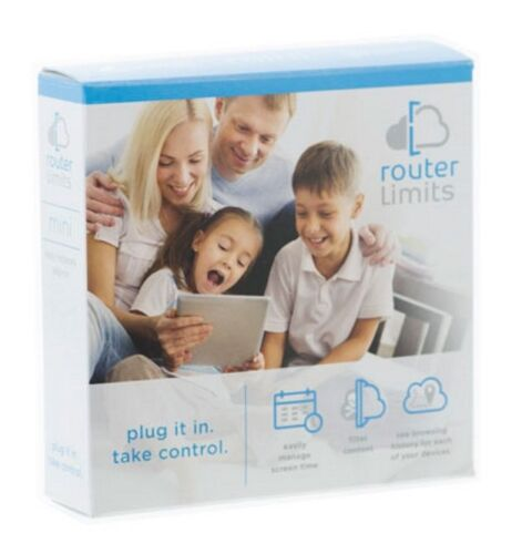 Router LImits Mini - Very sImple internet parental control for your home network