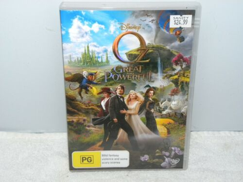 Disney OZ The Great And Powerful - DVD - GC
