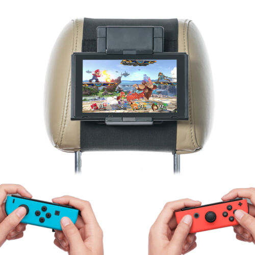 Nintendo Switch Car Mount, TFY Universal Car Tablets Holder for 5 - 10.5 Inch