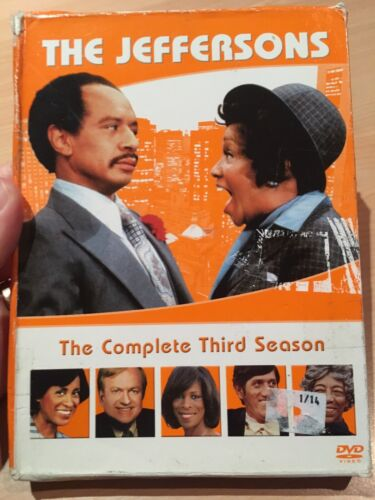 The Jeffersons Complete Third Series/ Season 3 DVD Region 1, Fast Post