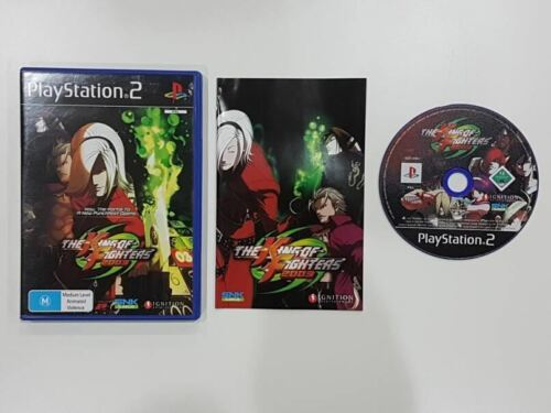 The King Of Fighters 2003 PS2 Used SAME DAY FREE SHIPPING