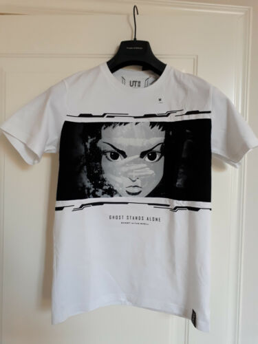 UNIQLO t-shirt Ghost in the Shell, M
