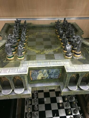 CHESS LORD OF THE RING
