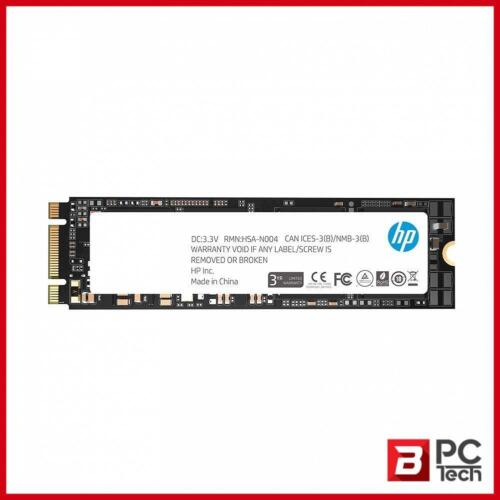 HP SSD S700 M.2 500GB, 3D TLC with HP Controller H6008 and 560/510 Max R/W