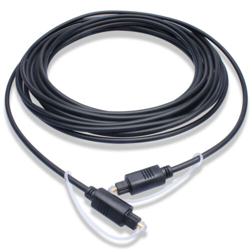 For Playstation & Xbox - Pro Series Digital Fiber Optic Optical Audio Cable 4M