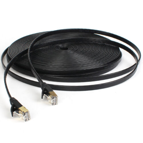 For Gaming PC TV PS4 Modem Mac Laptop Xbox Movie 23M Fast Computer LAN Wire