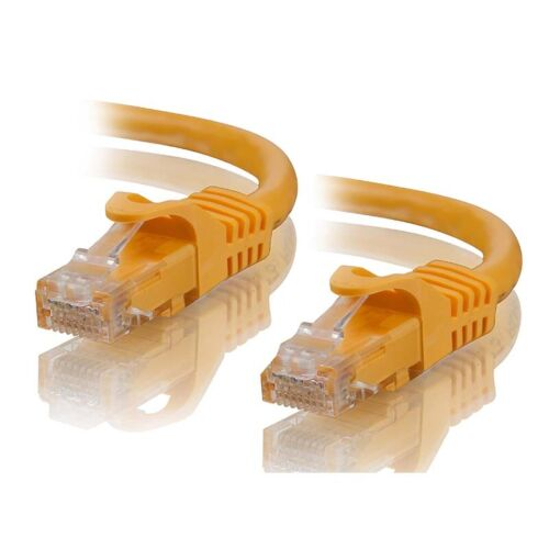 Alogic 4m Yellow CAT6 network Cable (C6-04-Yellow)