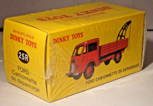 DINKY ATLAS CAMION FORD DEPANNAGE
