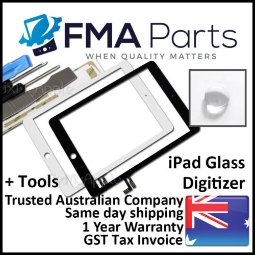 For iPad Air 2 3 4 5 Front Touch Screen Glass LCD Digitizer Assembly Replacement