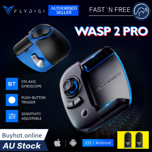 Flydigi WASP 2 One-Hand Gamepad Wireless Bluetooth Mobile Phone Game Controller