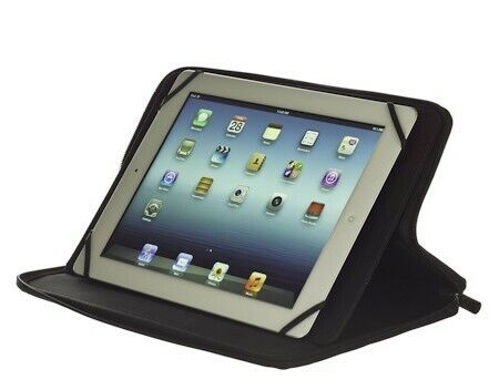 "360 Case for 9.7"" Tablets. Cover for iPad, Samsung tablet With Dustproof zipper."