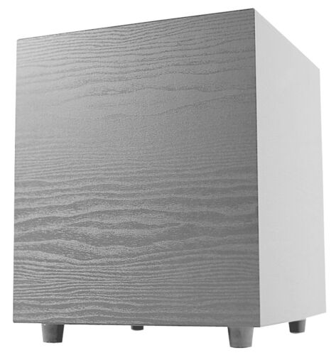 Jamo E4SUB.1 subwoofer in silver - new  - ships to most regions - 12 month wty