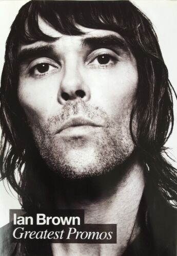 Ian Brown The Greatest Promos [DVD] New
