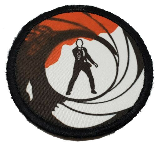 """James Bond 3""""  Morale Patch Tactical Military Army USAArmy - 48824"""