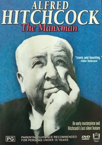 Alfred Hitchcock : The Manxman- DVD New