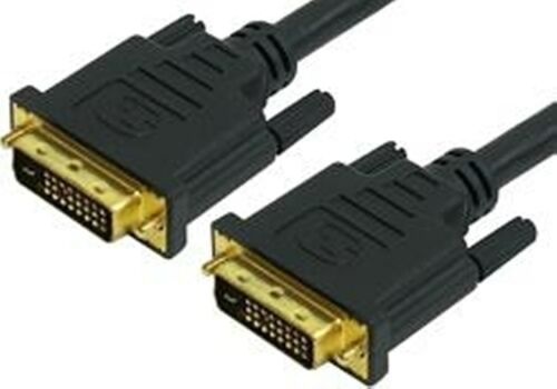 Comsol DVI-D Dual Link Cable - Male to Male - 5M