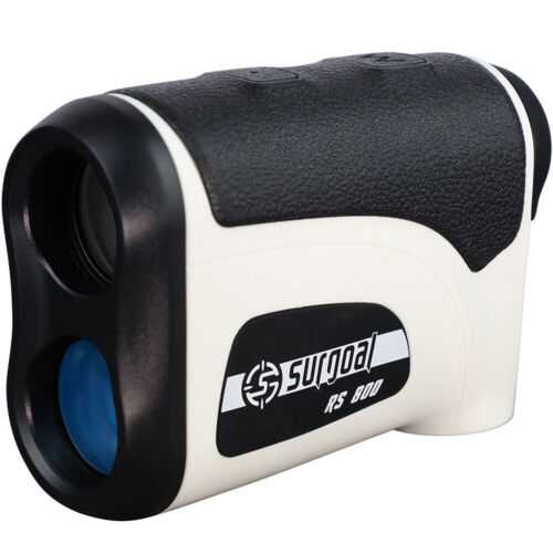 Surgoal HD 6X-Mag Waterproof 800Yard/3600FT/1097M Laser Range Finder for HuntingRange Finders - 31712