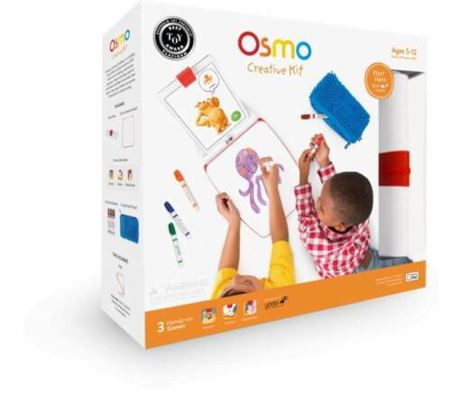 NEW Osmo Creative Kit (W/Mirror & Stand) from Mr Toys