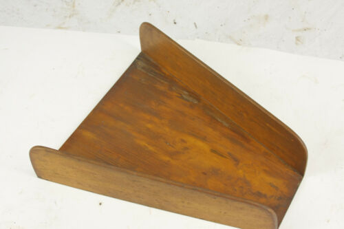 """Lamson Industrial Foundry Wood ~14 5/8"""" Tray Machine Mold Pattern Part M129"""