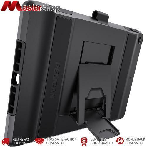 Pelican Voyager Extreme Rugged Case iPad 7th Gen 10.2 inch - Black