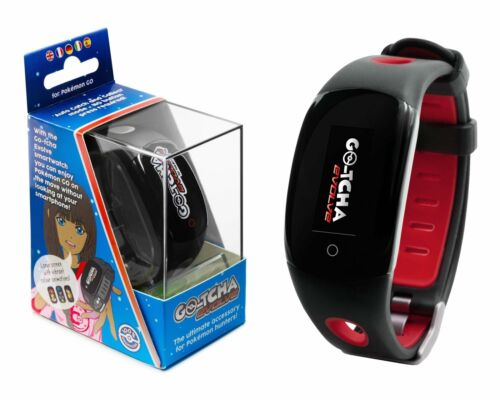 GO-TCHA GOTCHA Evolve for Pokemon Go Brand New 2019 Edition Red In Stock Now
