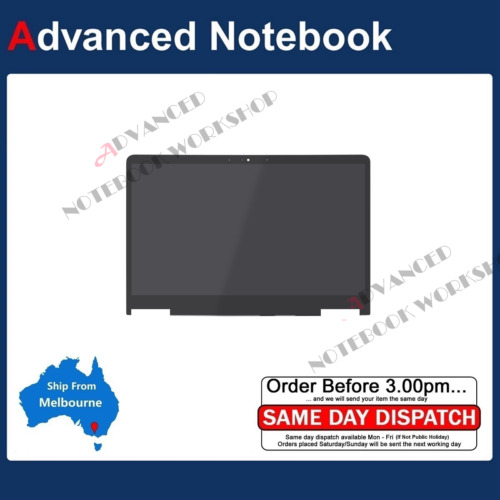 For HP Pavilion 14-dh1143tu 14-dh1144tu FHD LCD Display Touch Digitizer Screen