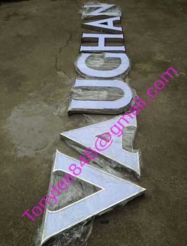 24 inch Front-Lit Channel Letter - Custom made - Wholesale Channel Letters