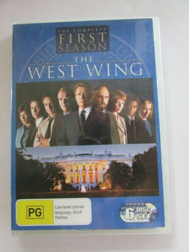 The West Wing - The Complete First Season - 6 Disc Set