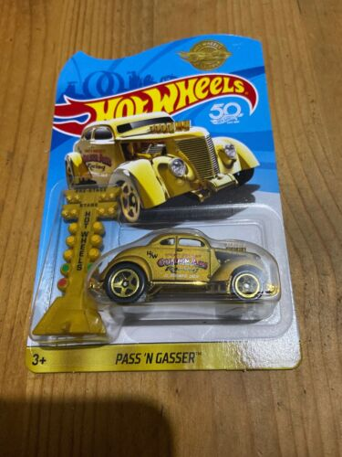 Hot Wheels Voiture 1:64 Pass