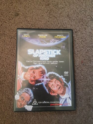 Slapstick of another kind Dvd