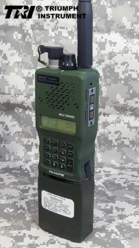 10W TRI AN/PRC 152 Multiband Handheld Radio MBITR Aluminum Alloy Shell In StockRadios - 165615
